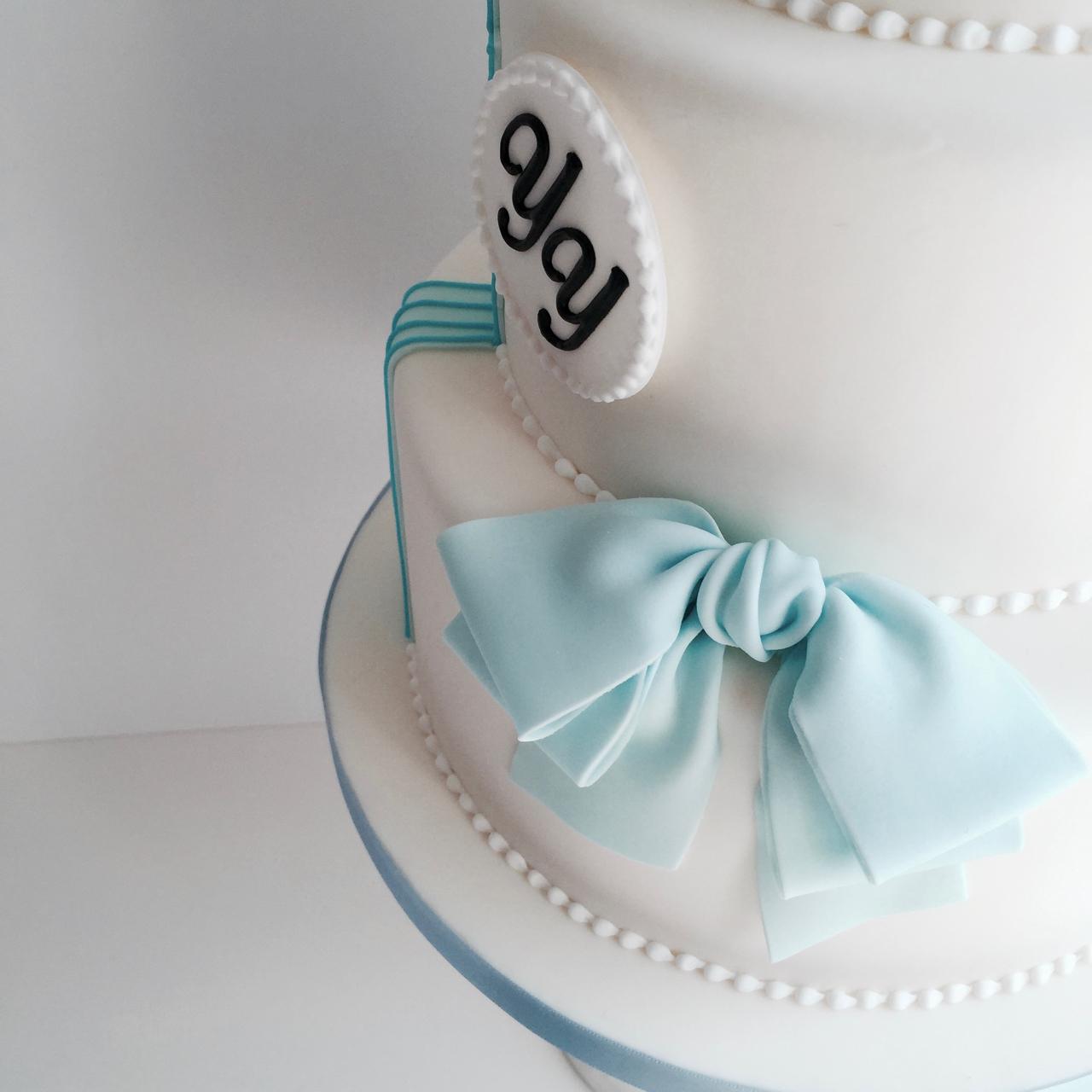 frederic wedding cake